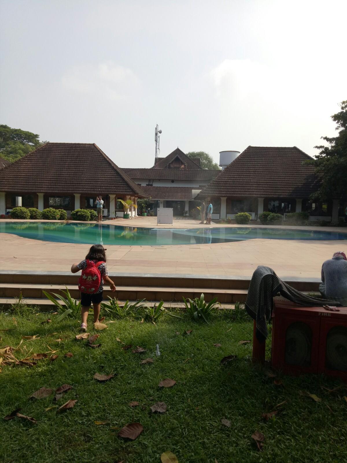 Bolghatty Palace Hotel